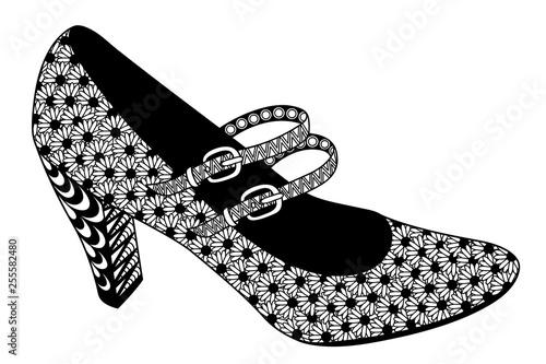Photo  Decorative slipper