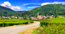 Alsace Region Of France - Famo...