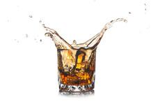 Whiskey Splash.