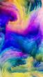 canvas print picture - Colorful Paint Technologies