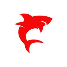 Shark Logo Icon Vector Template