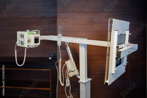 Obraz Small portable X-ray equipment  - fototapety do salonu