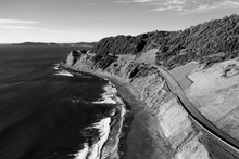 Pacific Coast Highway 101 In O...