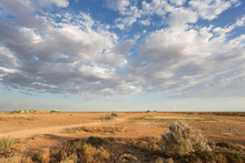 One Of The Fairways Of The Longest Golf Course In The World - Nullarbor Links