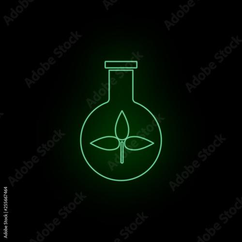 Fotografía  Biology, plants, icon, neon