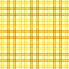 Orange And Yellow Plaid Pattern