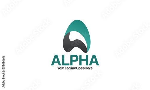 Photo Alpha Logo