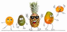 Healthy Organic Fruits 3