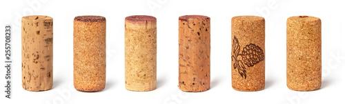 Fotomural Wine corks