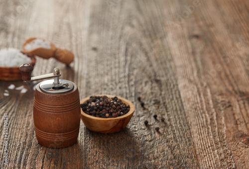 Cuadros en Lienzo  Pepper grinder