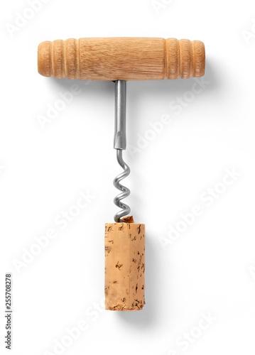 Fotografía Cork screw