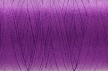 Macro Picture Of Thread Textur...