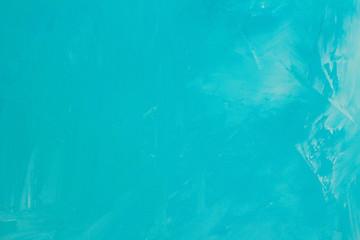 Streszczenie niebieskim tle stylizowane cementu lub gipsu.