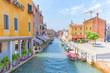 Venedig Venecia Kanal