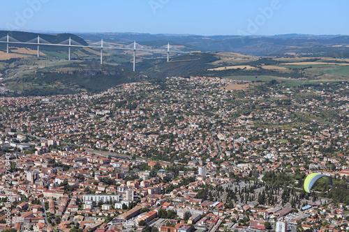 Fotografia, Obraz  Vue sur la ville