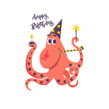 Happy Birthday Card For Kids A...