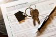 Mietvertragvertrag für Wohnung