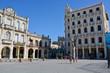 Plaza Vieja, La Habana, Havanna, Kuba