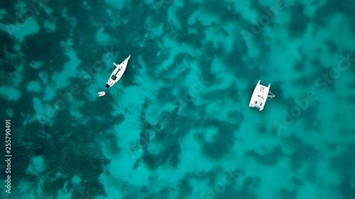 Photo Boats Antigua Five Island 2
