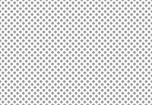 Seamless Polyester Fabric Texture. Athletics Cloth Grid Material, Nylon Mesh Sport Clothing Textile Vector Pattern