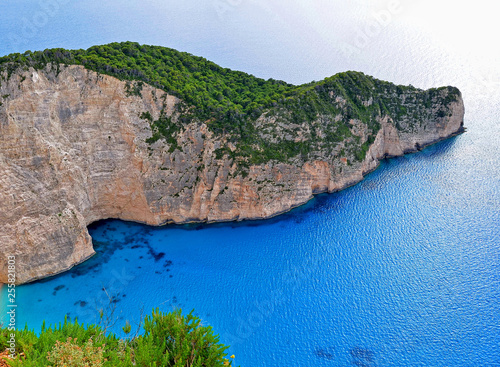 Photo Zakynthos moumtains view
