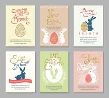Easter Postcard Templates