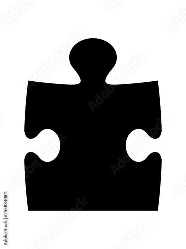 Fotografie, Obraz  rand puzzle teil puzzlespiel puzzleteil puzzlestück puzzeln form logo spaß bild