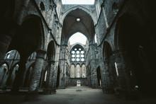 Abbaye De Villers, Wallonia, Belgium