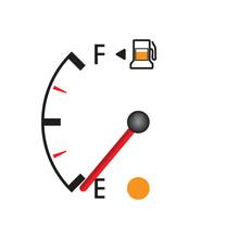 Fuel Gauge Vector Illustration...
