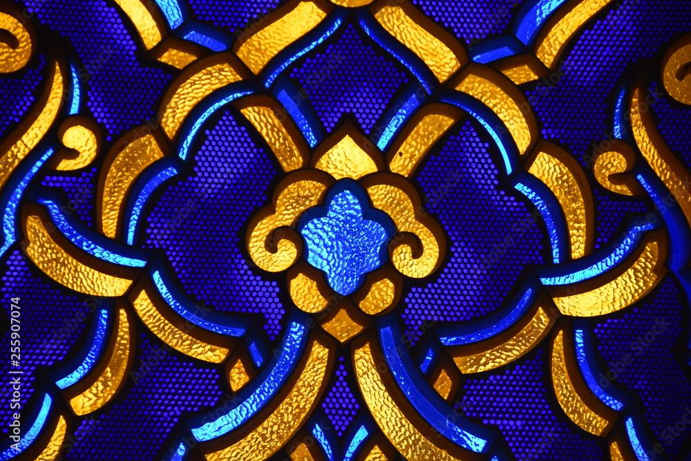 Fototapety, obrazy: Interior of the Camlica Mosque Camlica Mosque Turkey