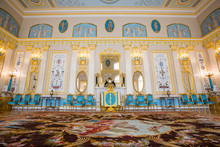 Catherine Palace, Interior Det...