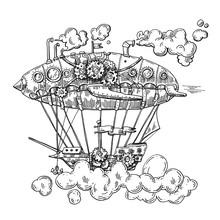 Hand Drawn Vector Sketch Illus...