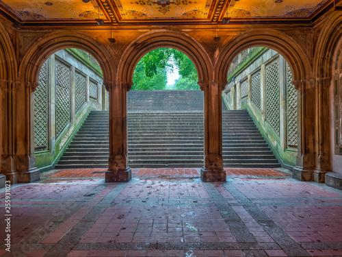 фотография  Bethesda Terrace Central Park