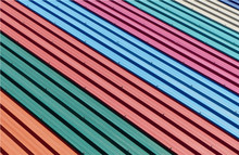 Colorful Metal Sheet Roof Patt...