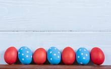American Easter Easter Eggs Pa...