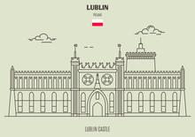 Lublin Castle In Lublin, Polan...