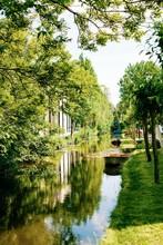 Zaandijk Canal Netherlands
