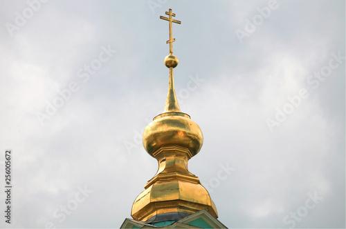 Fotografia  cupola of church