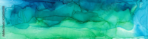 Alcohol ink air texture. Fluid ink abstract background. art for design