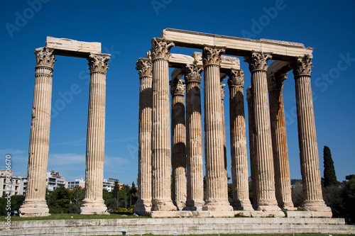 Foto  Zeus temple
