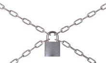 The Padlock And Chains