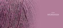 Purple Wool Thread Macro Texture Material Pattern Blur Background