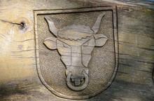 Canton Uri Shield Symbol