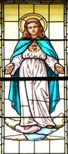 Immaculate Heart Of Mary, Stai...