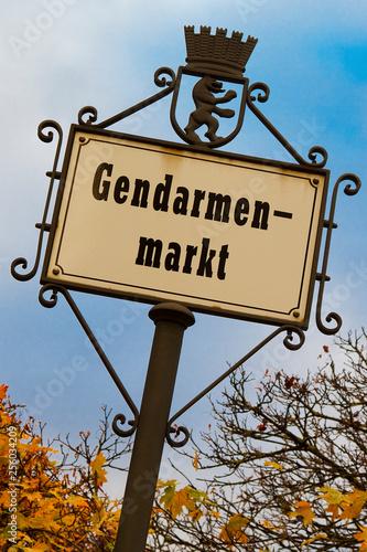 Fotografía  Gendarmenmarkt