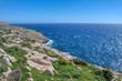Maltese coastal landscape, Qrendi, Malta