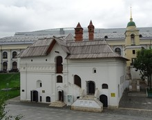 The Museum Old English Court (Moscow)