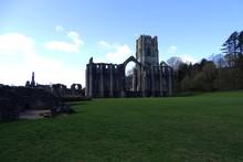 Fountains Abbey, Ripon, North ...