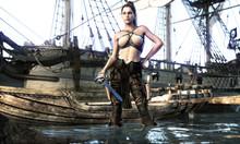 Portrait Of A Pirate Female Co...