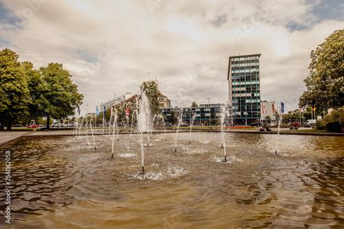 In de dag urbanes Berlin im Zeitgeist des 20. Jahrhunderts